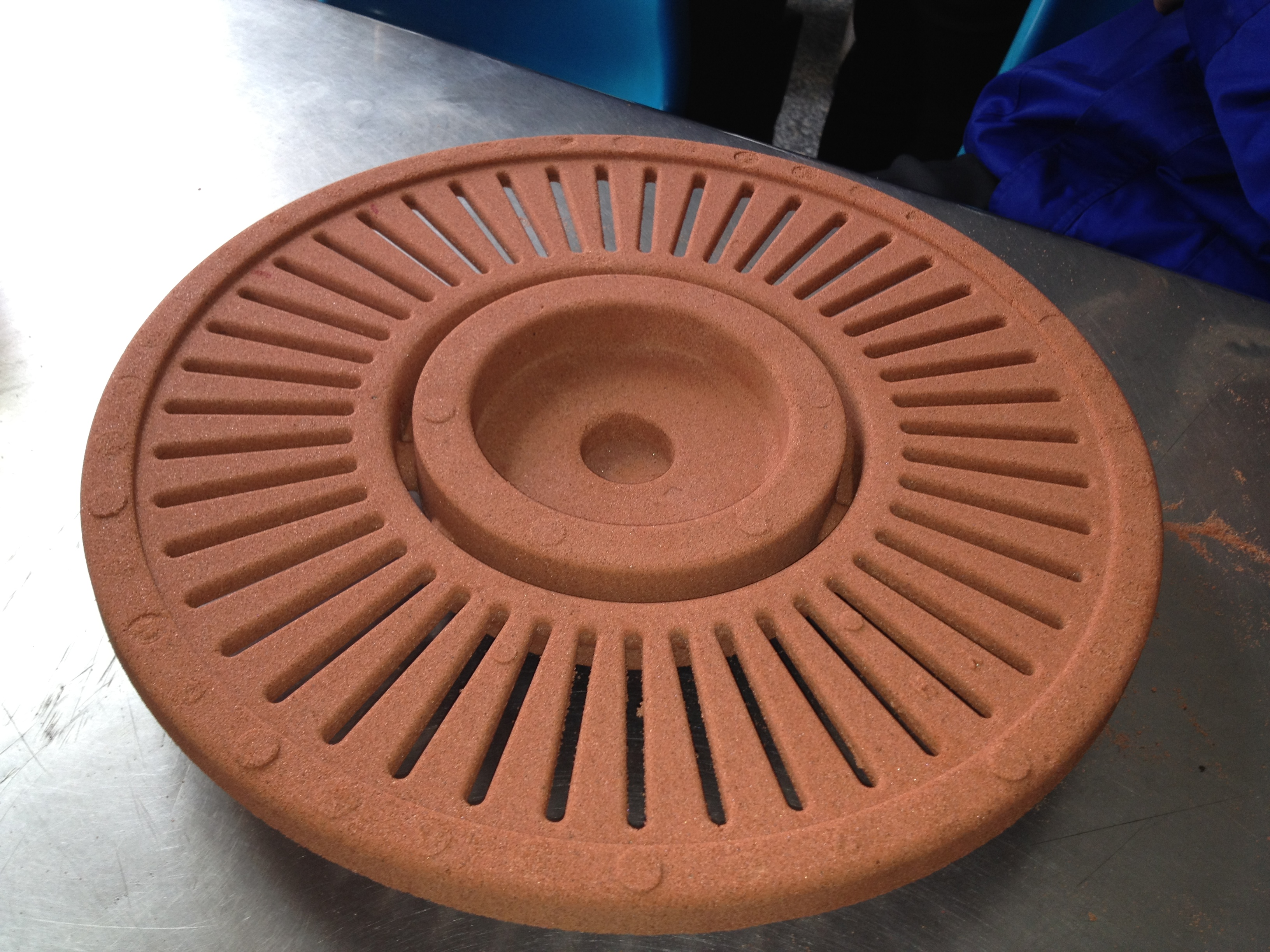 Resins for foundry industry and siderurgy | SQ Insertec Europe